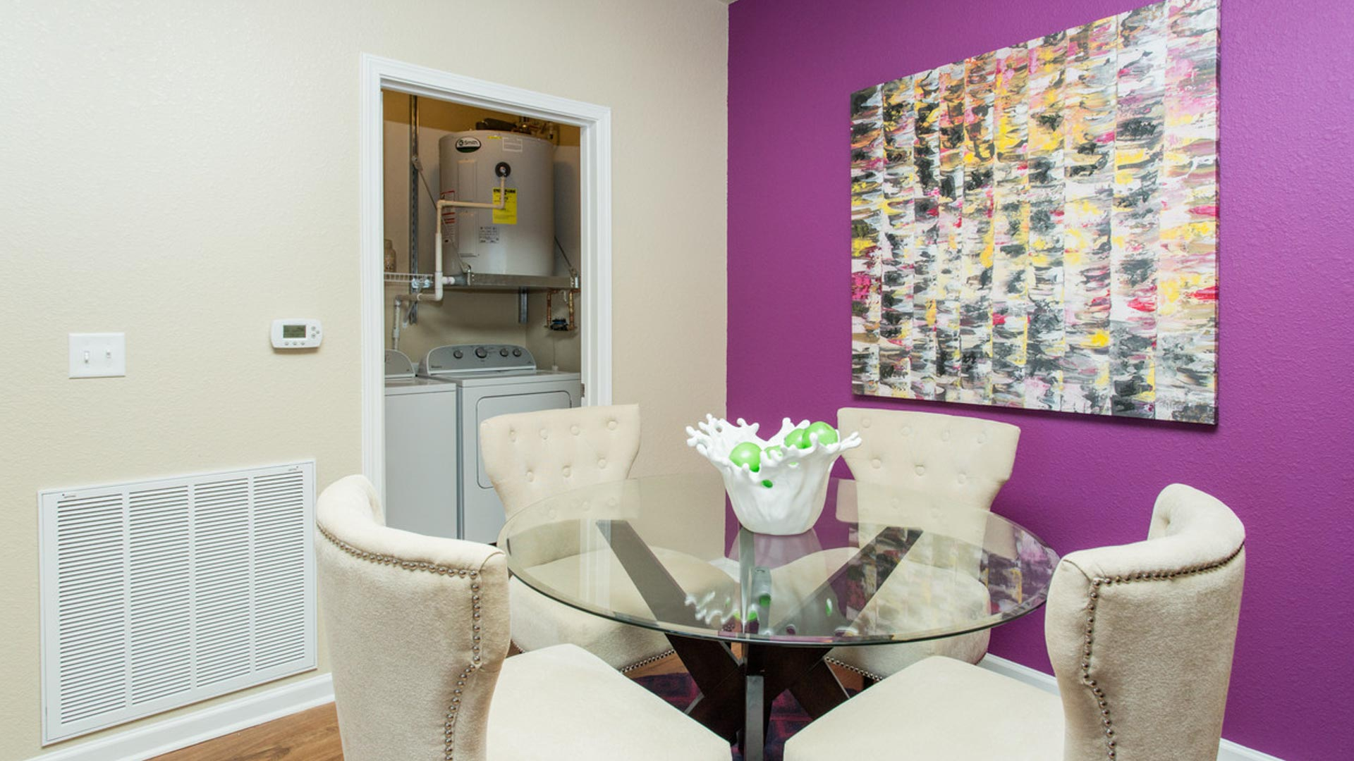 Dining Room in Savage MN at Springs at Egan Drive Apartments-20