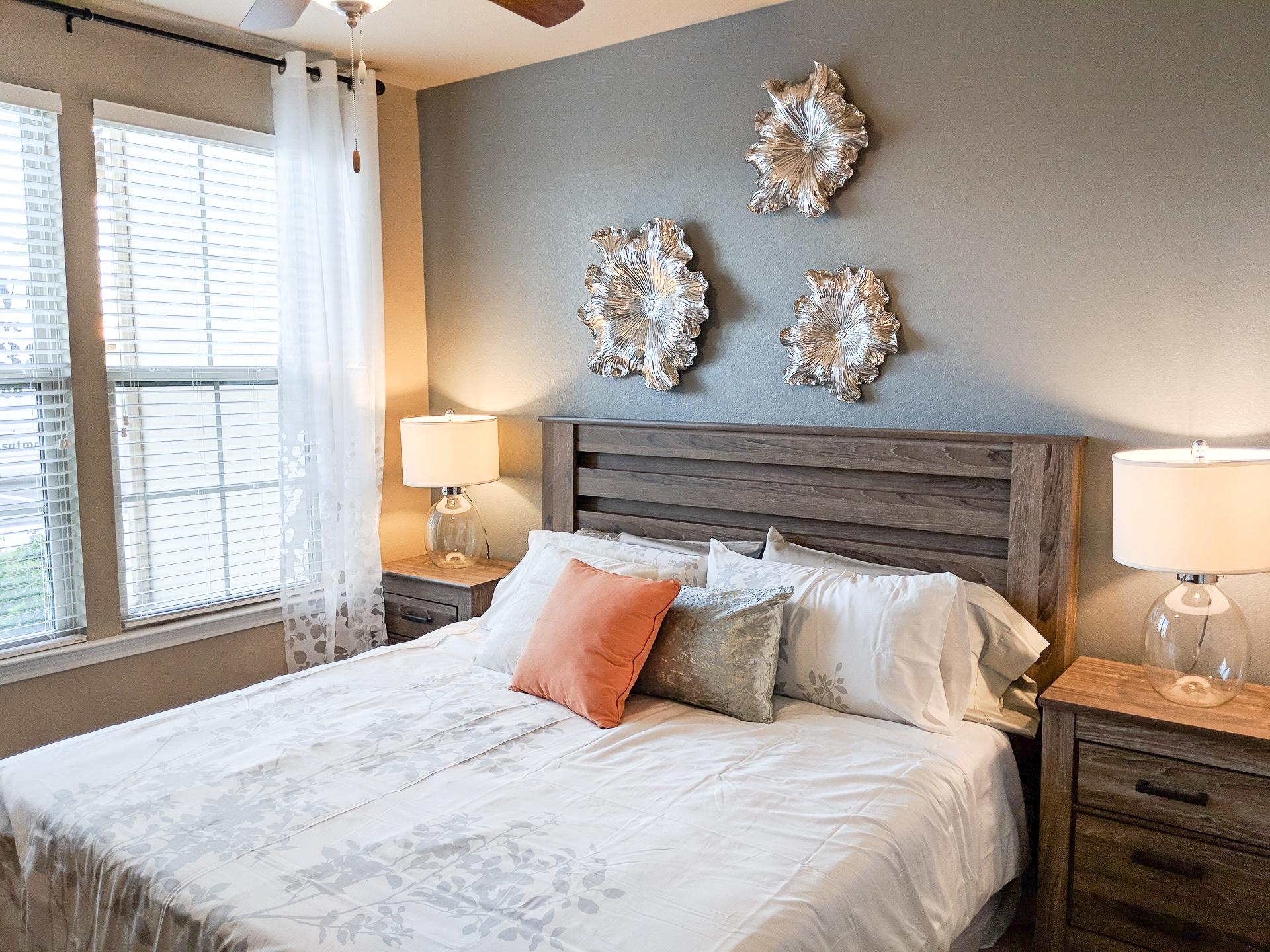 Springs at Gulf Coast bedroom