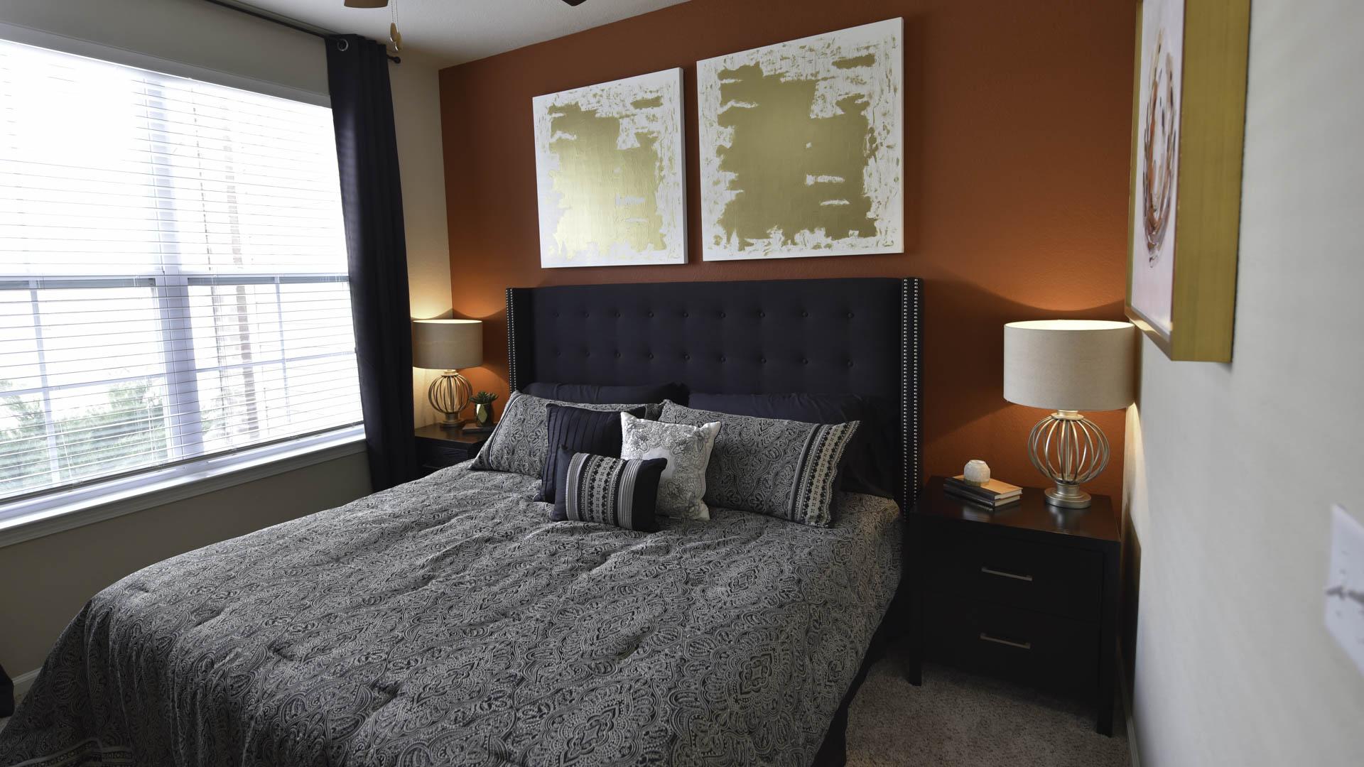 Springs at Liberty Township bedroom