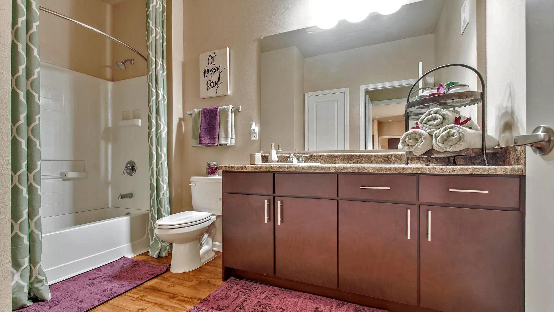 Large Bathrooms at Springs at Kenosha