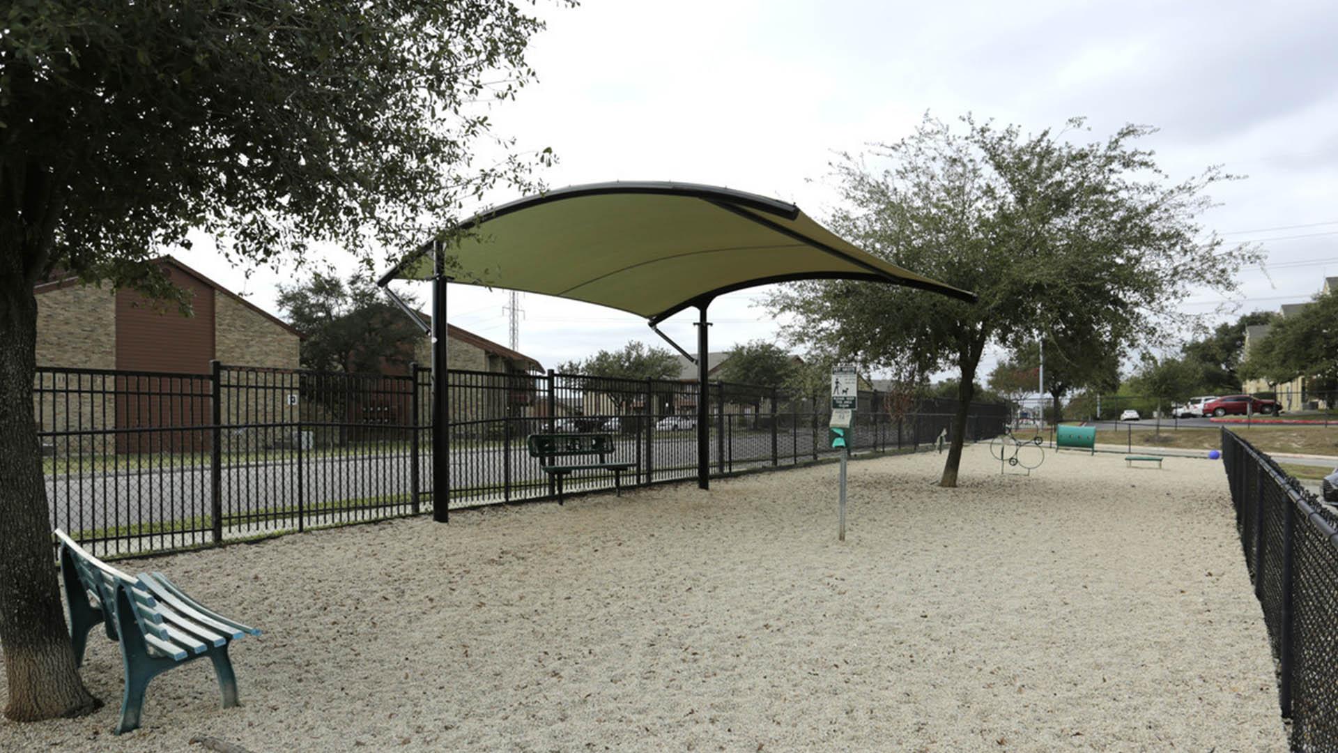 Dog Park at Springs at Live Oak in Live Oak, TX