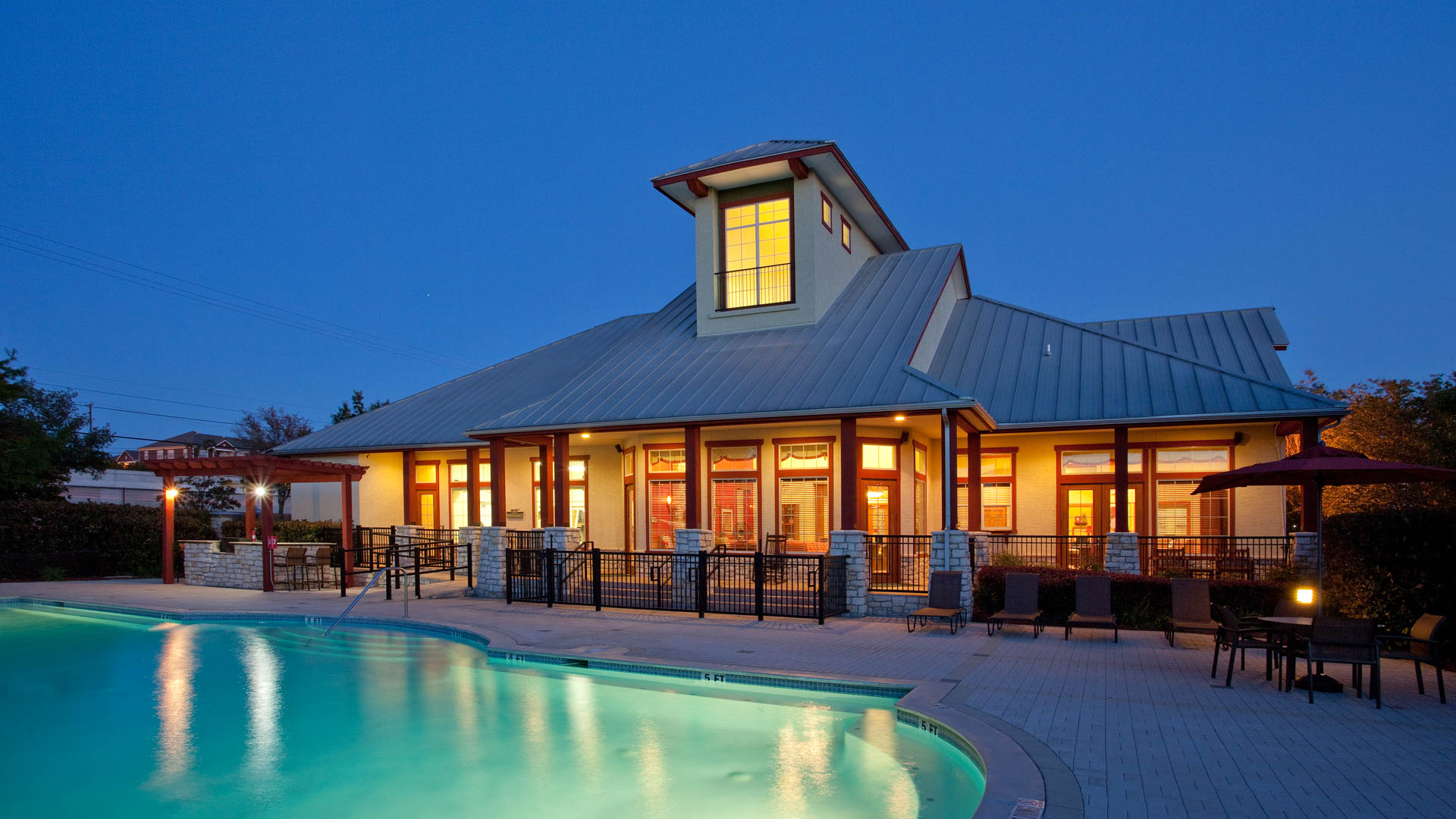 Clubhouse at Springs at Live Oak in Live Oak, TX
