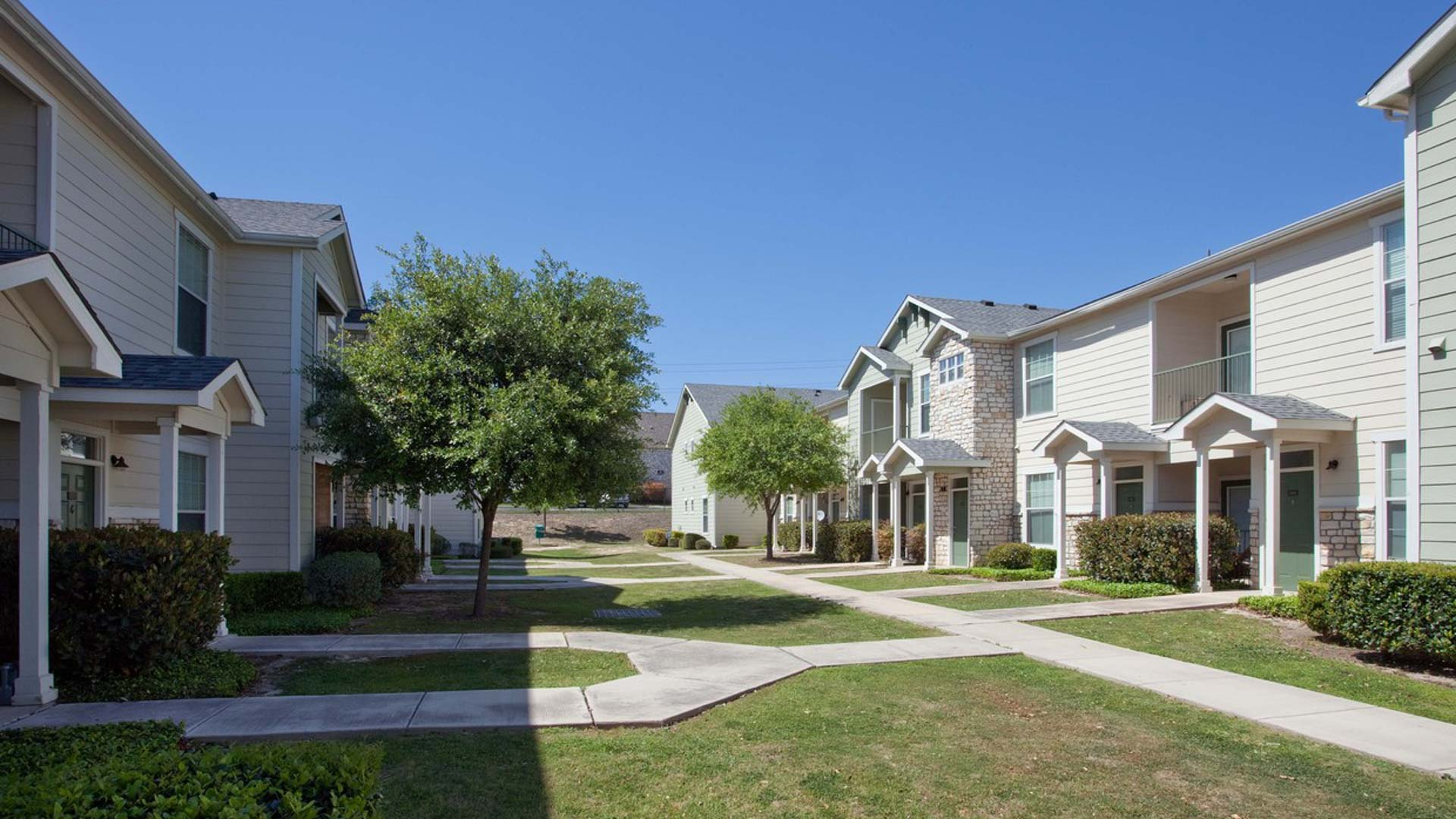 Garden Style Community at Springs at Live Oak in Live Oak, TX