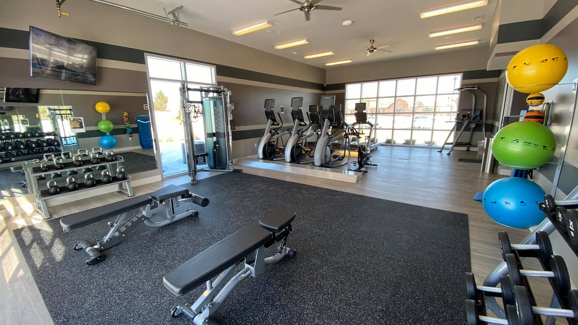 Oswego New Fitness Center 2