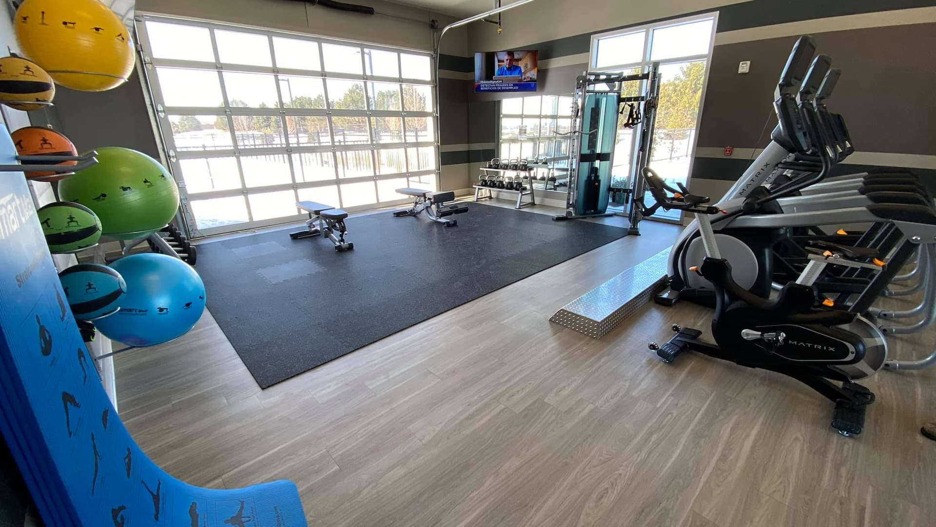 Oswego New Fitness Center