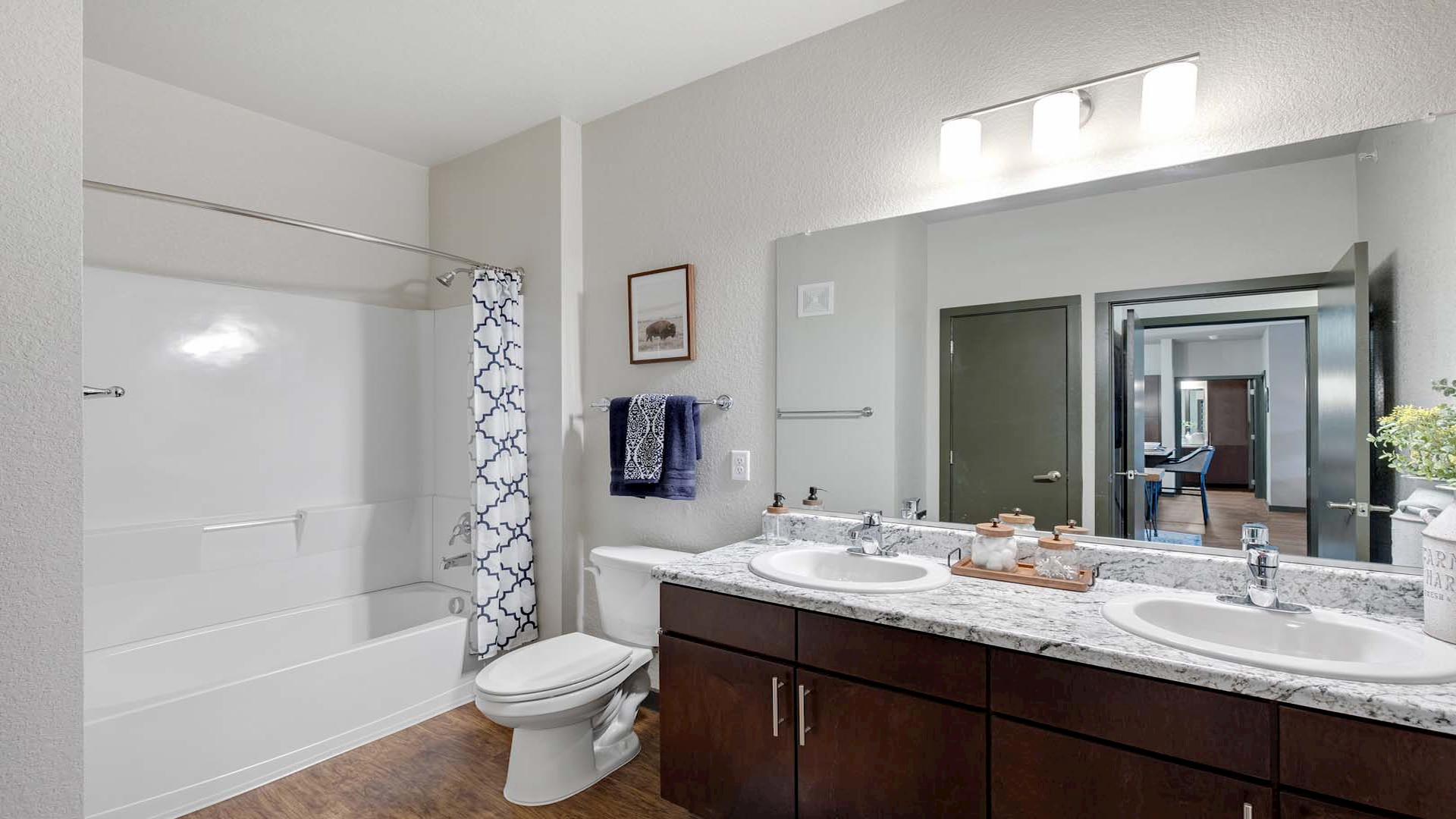 bathroom in Rosenberg, TX