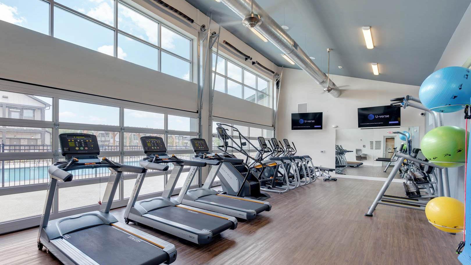 Fitness Center in Rosenberg, TX