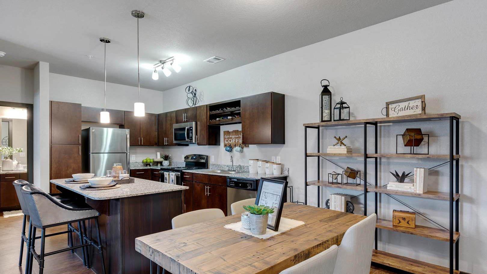 spacious kitchen in  Rosenberg, TX
