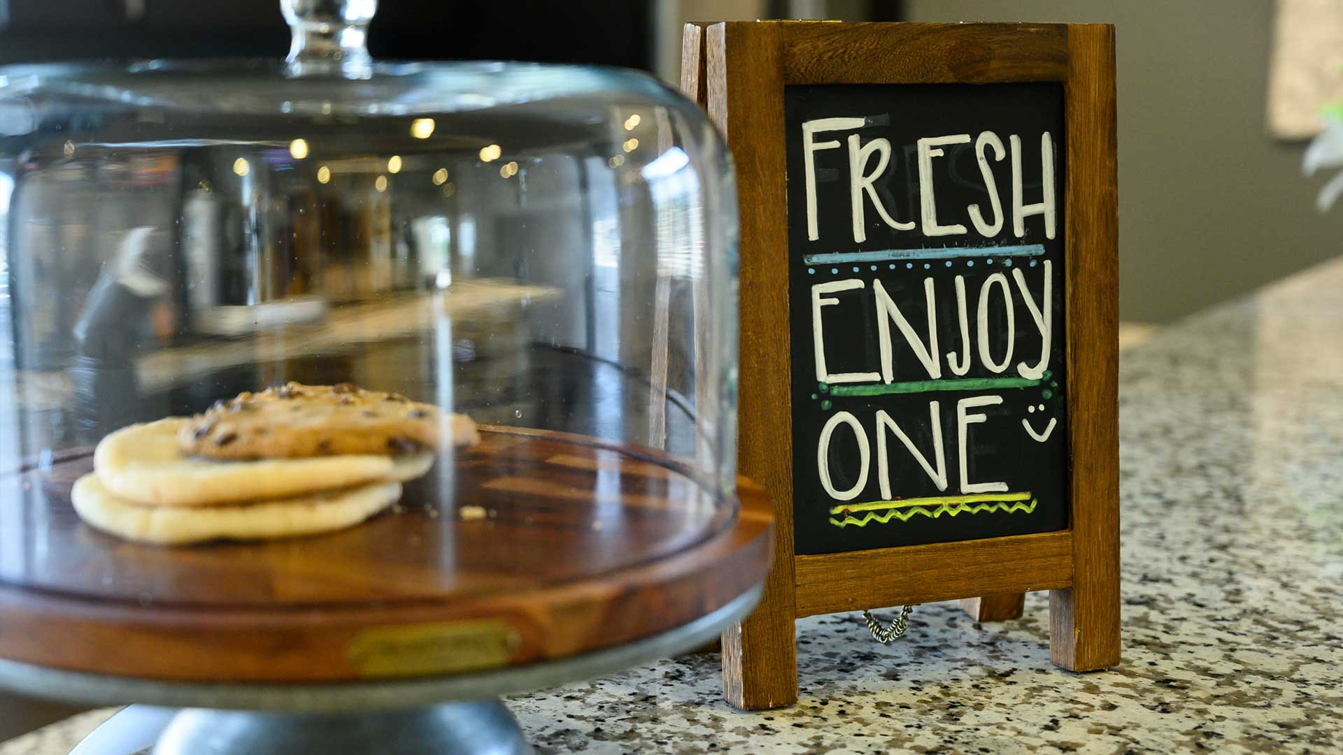 Fresh cookies Springs at Sun Prairie Apartments in Sun Prairie